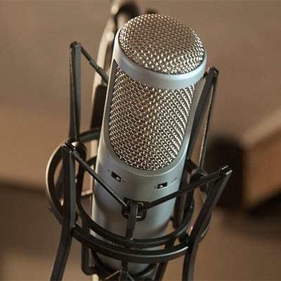 میکروفون - ضبط صدا - میکروفون خواننده