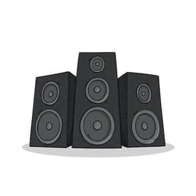 صدای باند با پاور میکسر را چگونه تنظیم کنیم؟