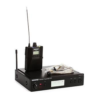 هدفون مانیتورینگ بی سیم شور SHURE P3TRA215CL In-Ear Wireless
